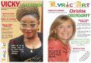 Mag : Parutions Lyric'Art Mag 2015