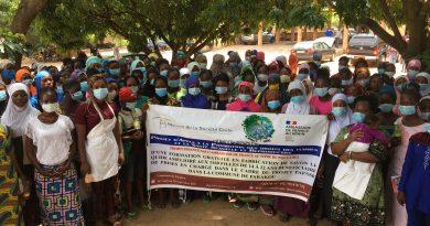 SNews/Bénin – PAP/SSR : 1200 filles déscolarisées formées en fabrication de savon liquide améliorée
